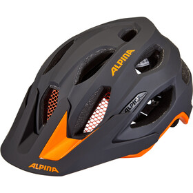 Alpina Carapax 2.0 Helm black-orange